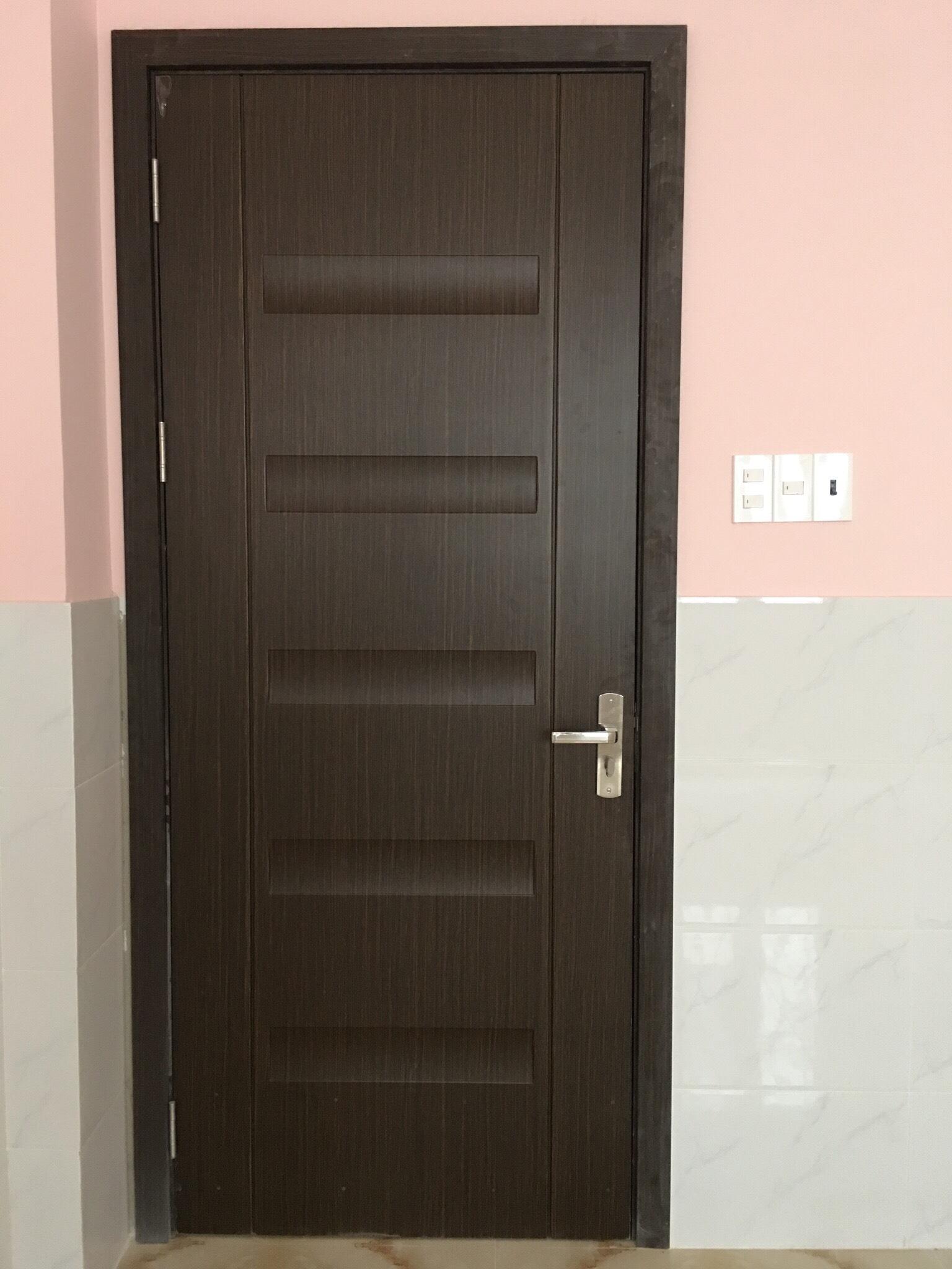 Cửa nhựa ABS Hàn Quốc - Cửa chuyên dùng cho phòng ngủ