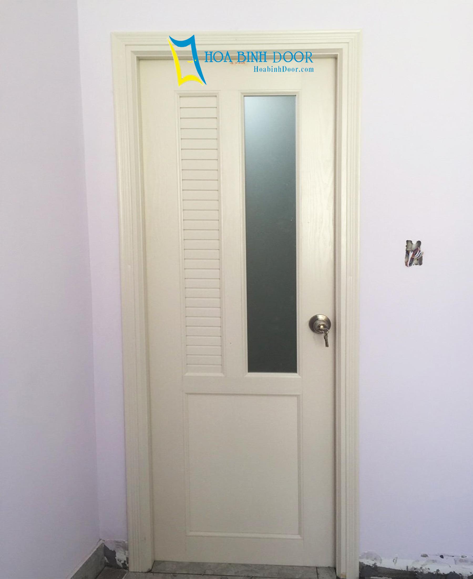 cửa nhựa cho nhà vệ sinh