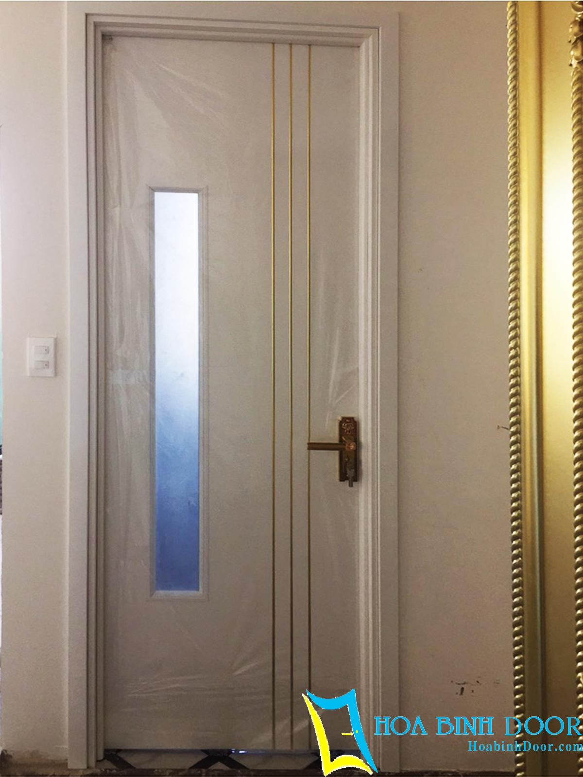 cửa nhựa composite chỉ nhôm