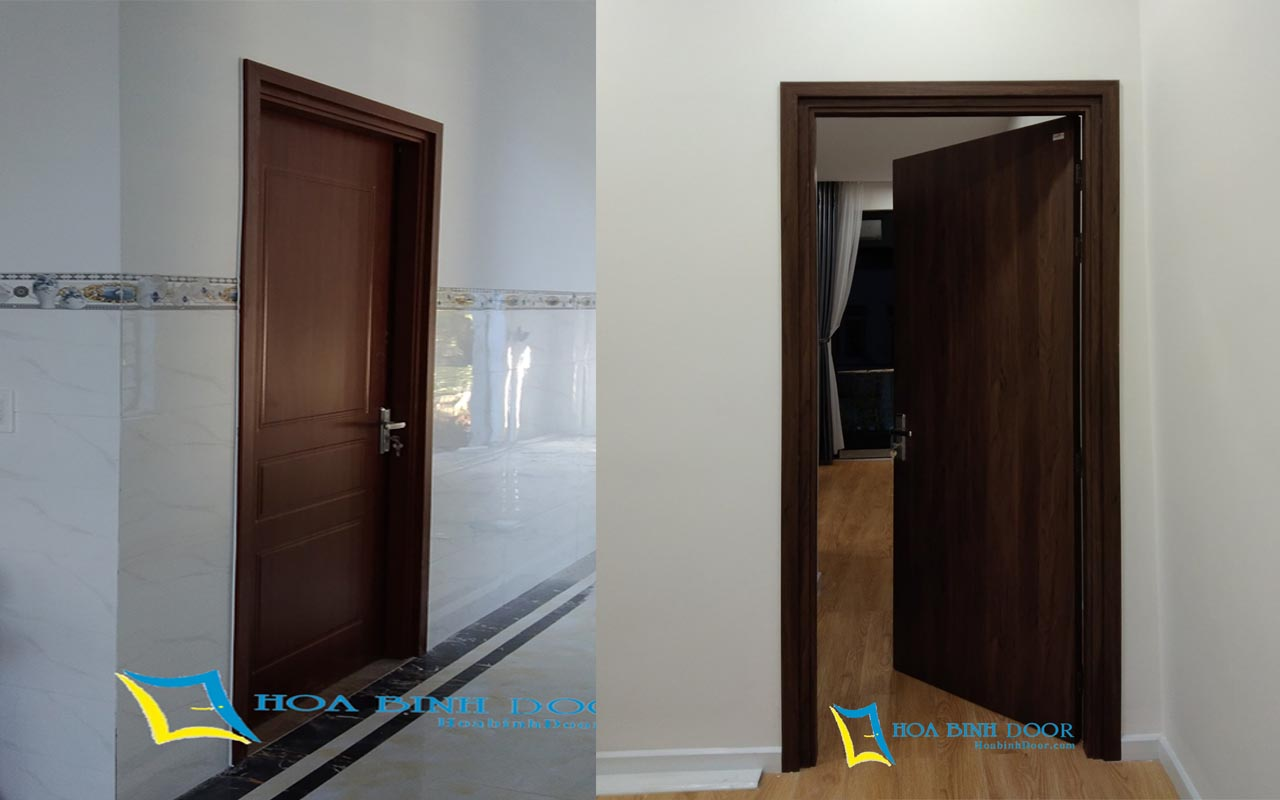 Báo giá các loại cửa phòng nhựa giả gỗ mới nhất hiện nay - 3