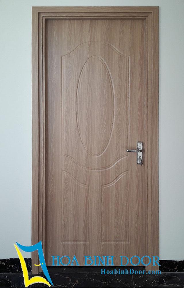cửa nhựa giả gỗ tại bình tân